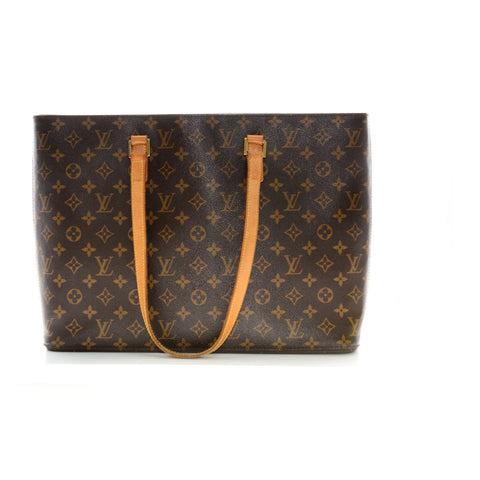 Louis Vuitton Luco Tote Bag Monogram.