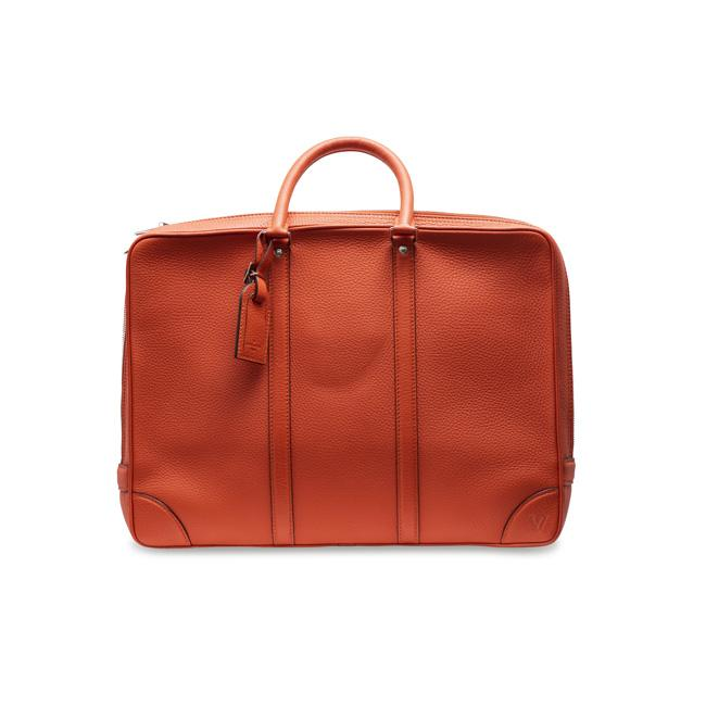 LOUIS VUITTON Taurillon Porte-Documents Voyage Clementine YEAR 2013.