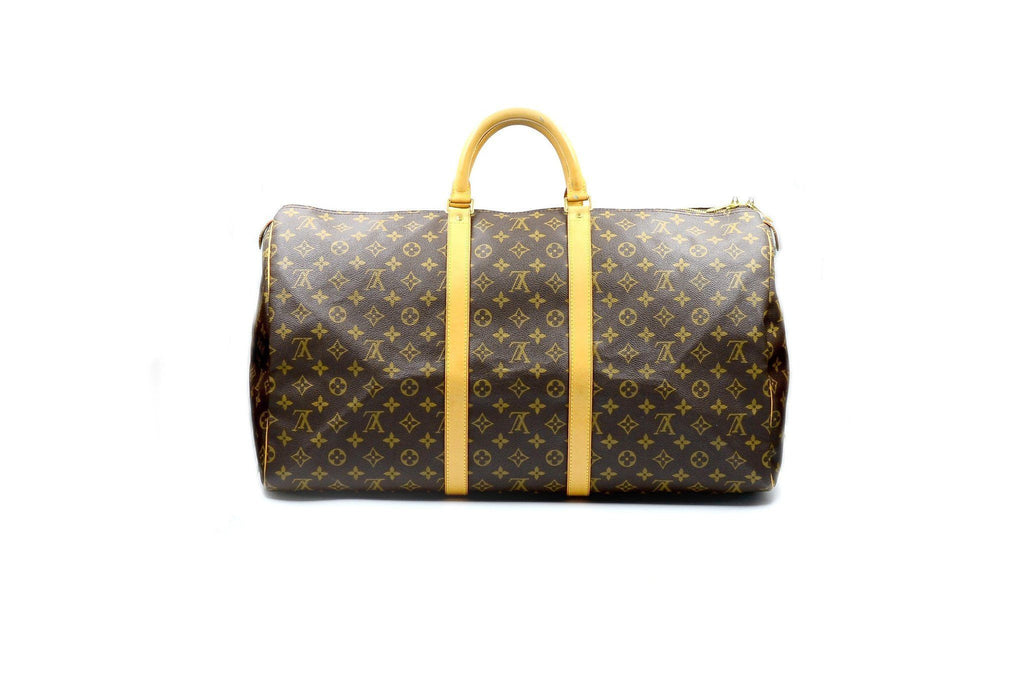 Louis Vuitton Keepall 55cm No Strap