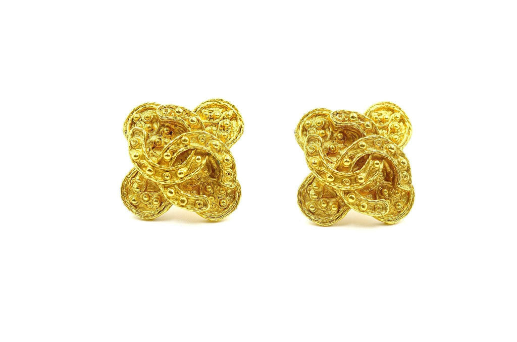 Chanel Earrings Clips