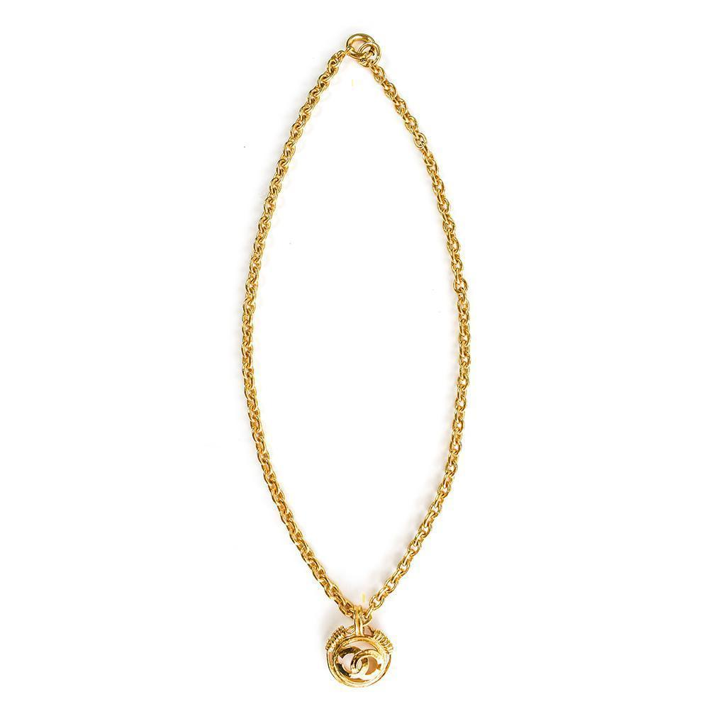 Chanel Opera Chain Necklace
