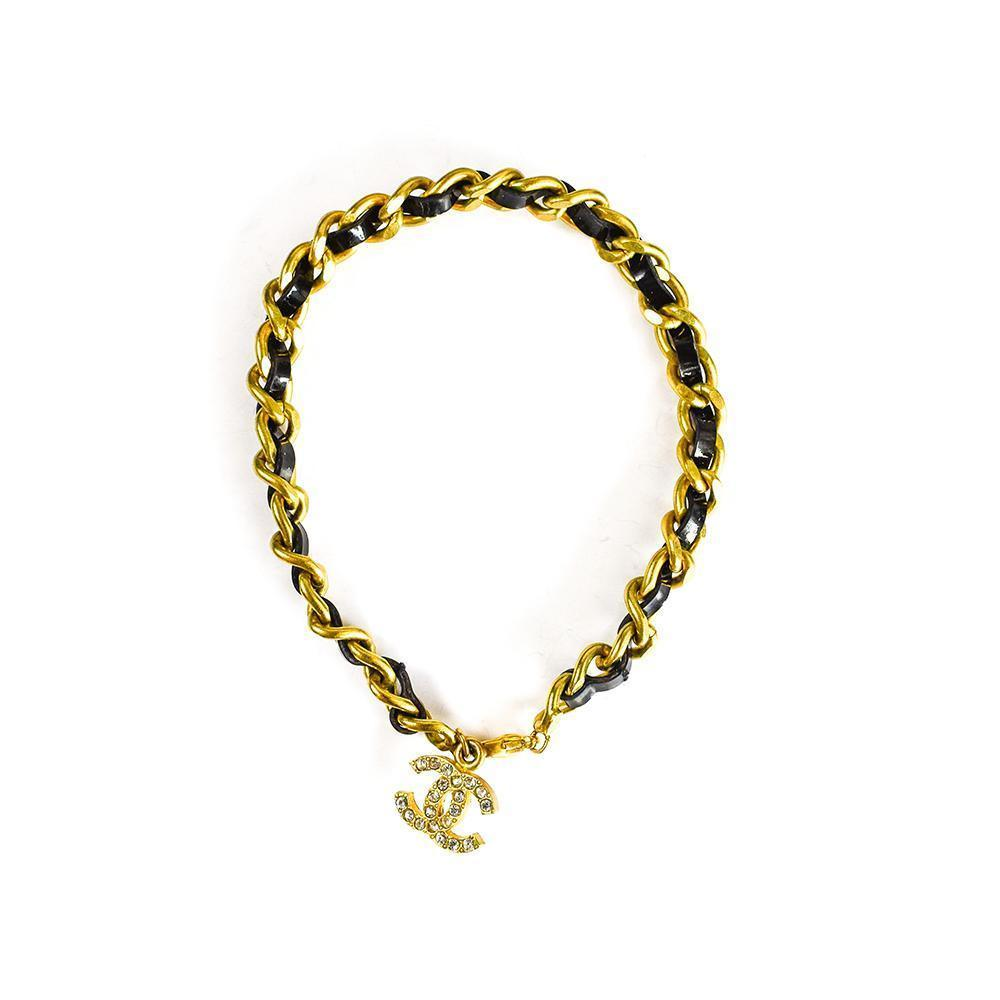 Chanel Chain Wrap Bracelet