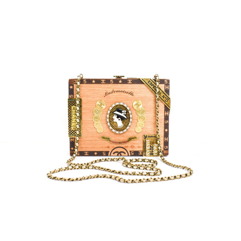 Chanel Havana Cigar Box