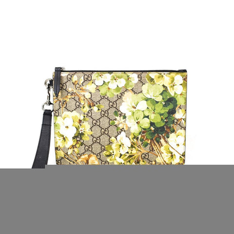 Gucci Blooms Green Pouch