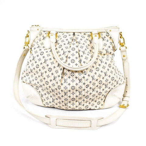 Louis Vuitton Marina Croisette Loui White Bag