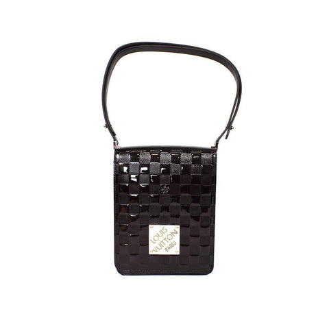 Louis Vuitton Damier Vernis Black Club