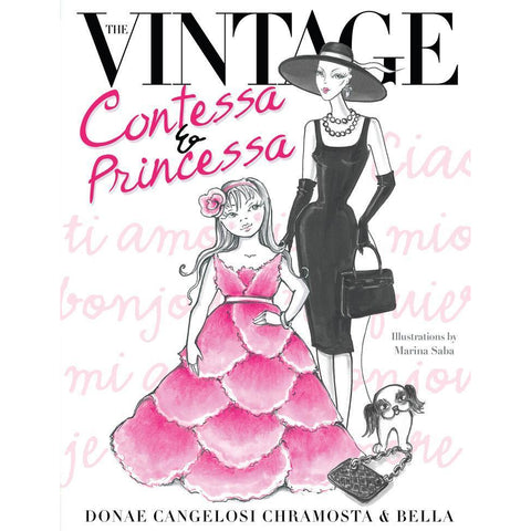 The Vintage Contessa & Princessa Book