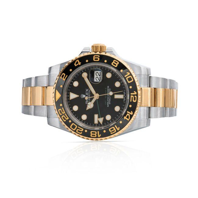 Rolex Oyster Perpetual Date GMT-Master II Watch