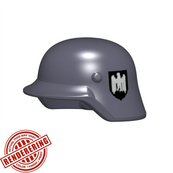 M35 German Helmet