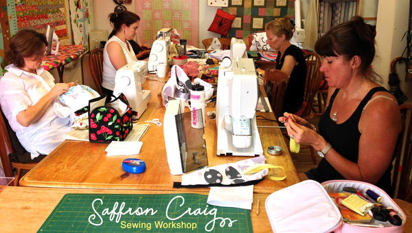Saffron Craig Sewing Workshop