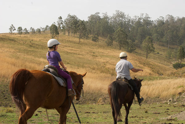 Saffron Craig Barrington Tops Horse riding