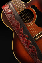 Scarlet Run Guitar Strap