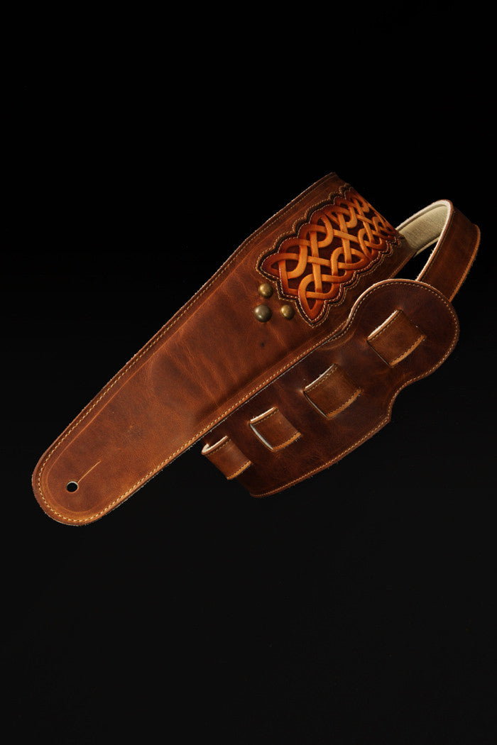 Celtic Nation Guitar Strap