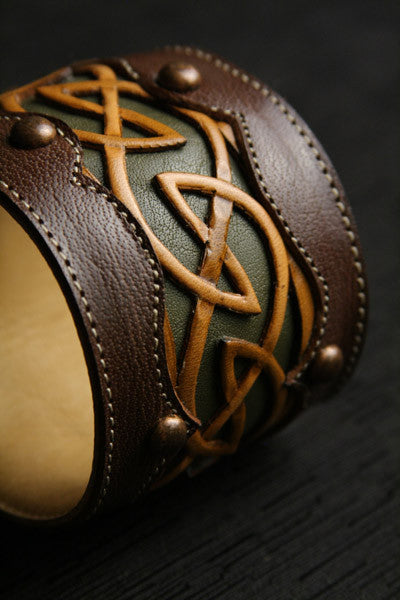 Celtic Dara Cuff