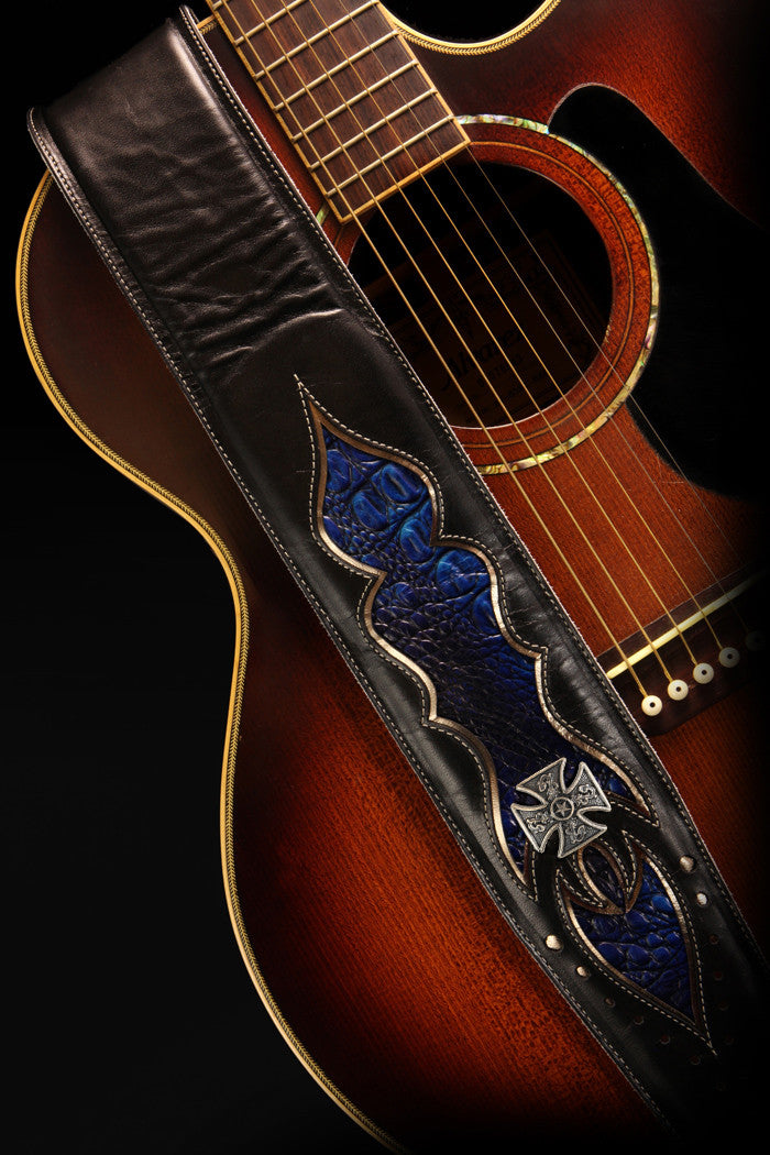 Monarch Twilight Guitar Strap