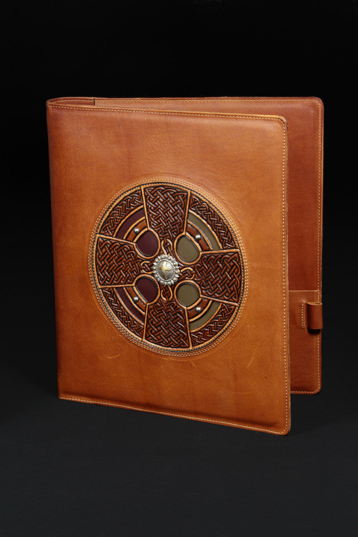 Celtic Oracle Expedition Portfolio Cover