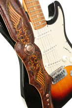 Limited Edition Phoenix Rising Guitar Strap