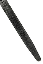 Morti Malice (Black Dragon) Guitar Strap
