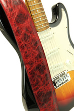Durango Red Guitar Strap