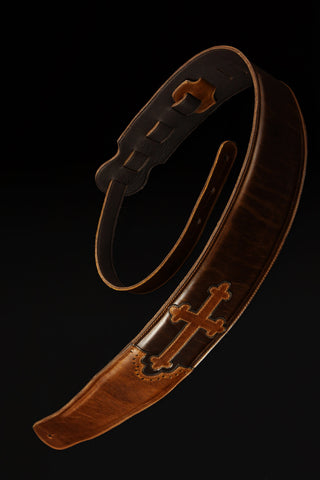 Halens Cross Guitar Strap