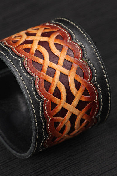 Celtic Ombre Cuff