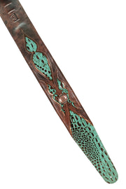 NEW Copper Line Guitar Strap