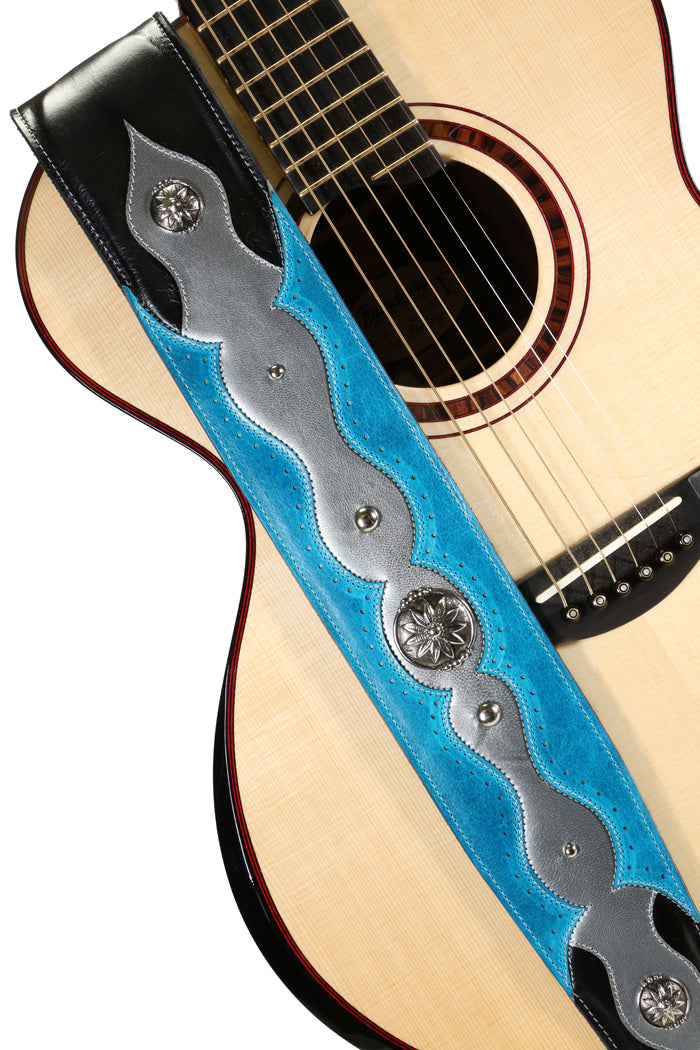 Wavecrest Guitar Strap