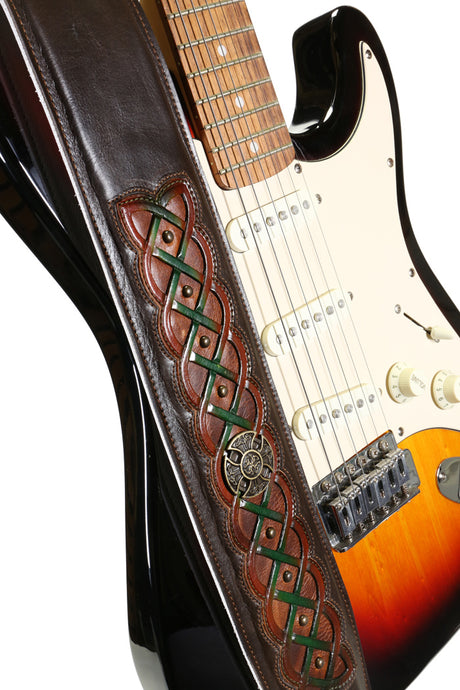 Celtic Legend Guitar Strap