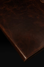 Leather Portfolio (Folder Style)