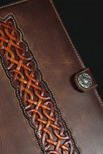 Celtic Nation Leather Journal