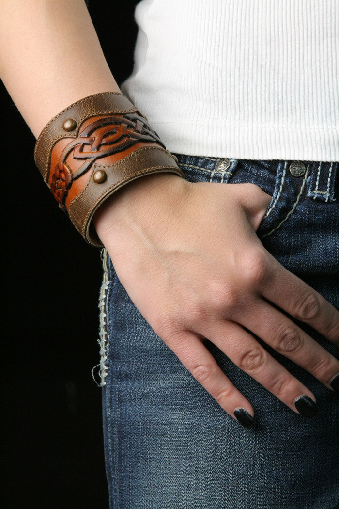 Celtic Sunrise Cuff