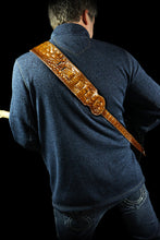 Twilight (Topaz Dragon) Guitar Strap