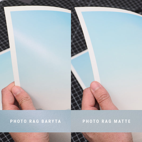 How to Choose a Photo Paper