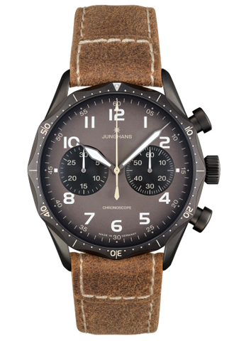 Junghans Meister Pilot 43.3mm - The Watch Aficionado