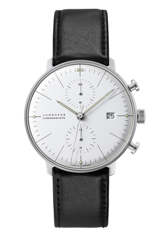 Junghans Max Bill Chronoscope - The Watch Aficionado
