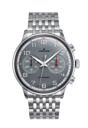 Junghans Meister Driver Chronoscope - The Watch Aficionado