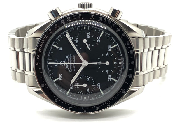 Pre-Owned Omega Speedmaster Reduced 3510.50 - The Watch Aficionado