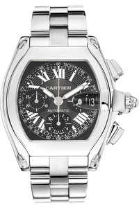 Pre-Owned Cartier Roadster Chronograph Automatic - The Watch Aficionado
