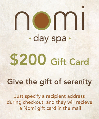 Nomi Gift Card $200