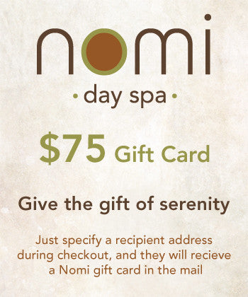 Nomi Gift Card $75