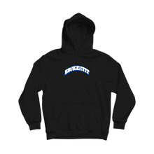 Load image into Gallery viewer, LIVE & DIE - BLACK HOODIE