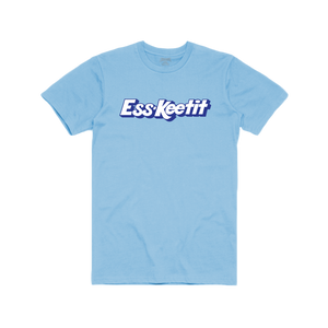 ESSKEETIT KOOLAID TEE - NAVY BLUE