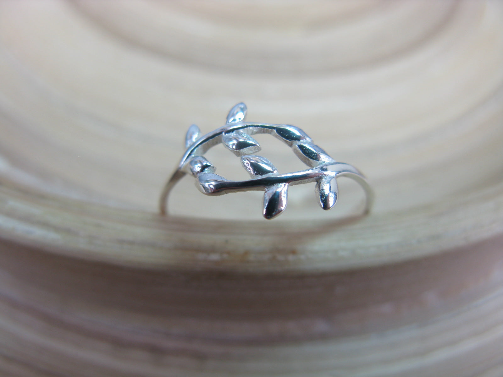 Tree Branch Ring In 925 Sterling Silver Dragonfly Oxidized 925 Sterling Silver Stud Earrings