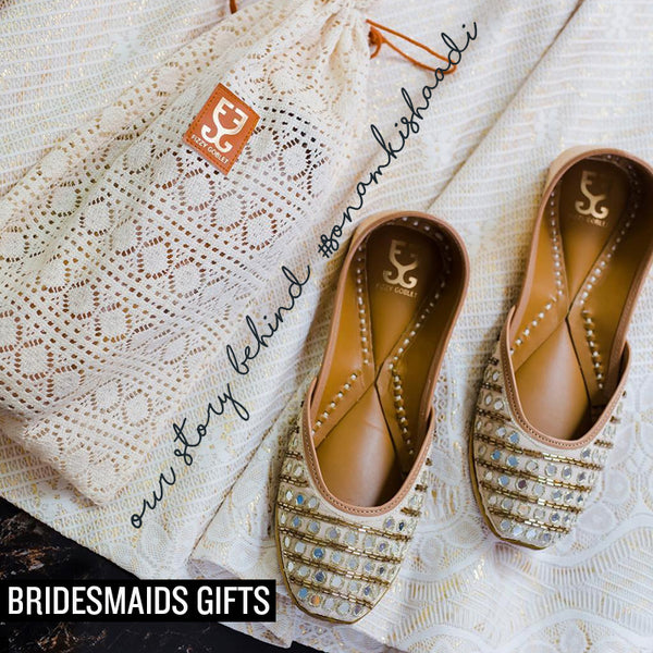 Bridesmaids Gifts at Sonam Kapoor's Wedding