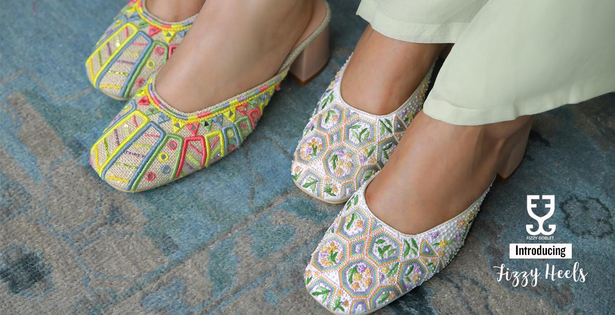 Fizzy Goblet - Home Of Handcrafted Footwear (Juttis