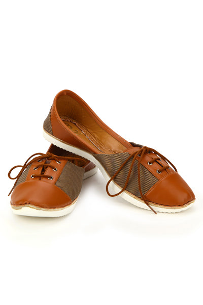 Chocolate Tan Sneakers - Limited Edition