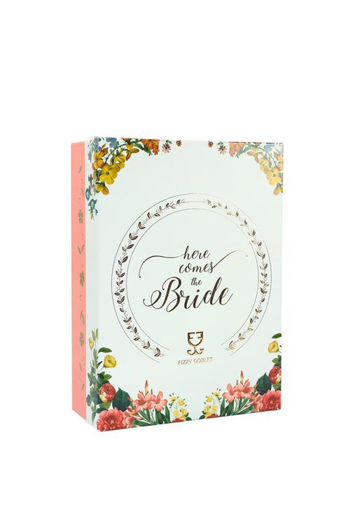 BRIDAL BOX SET - Silver & Gold
