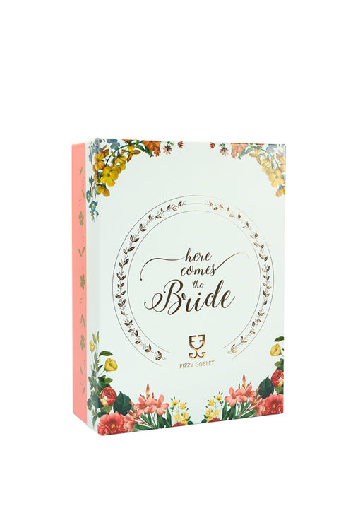 BRIDAL BOX SET - Antique Gold