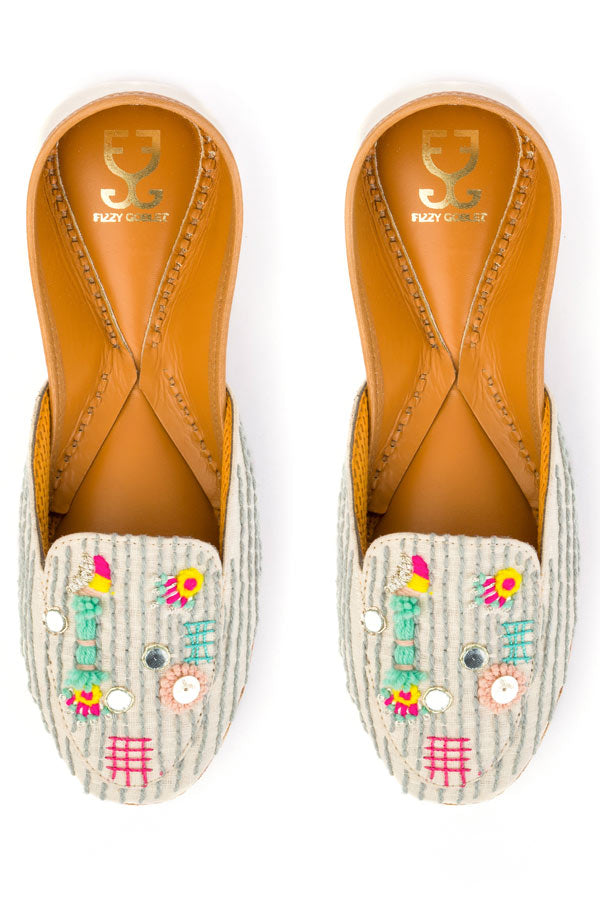 Coney Island : Loafers - Payal Singhal x Fizzy Goblet -  Loafers - Fizzy Goblet