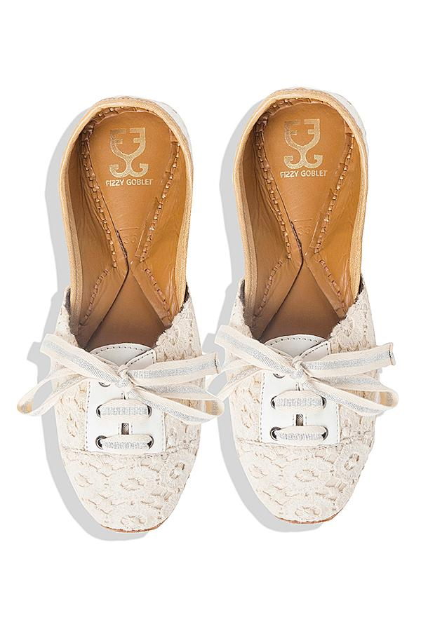 Day Dreamer Sneakers - Cream